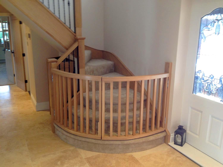 Stair Gates Horkesley Joinery Ltd